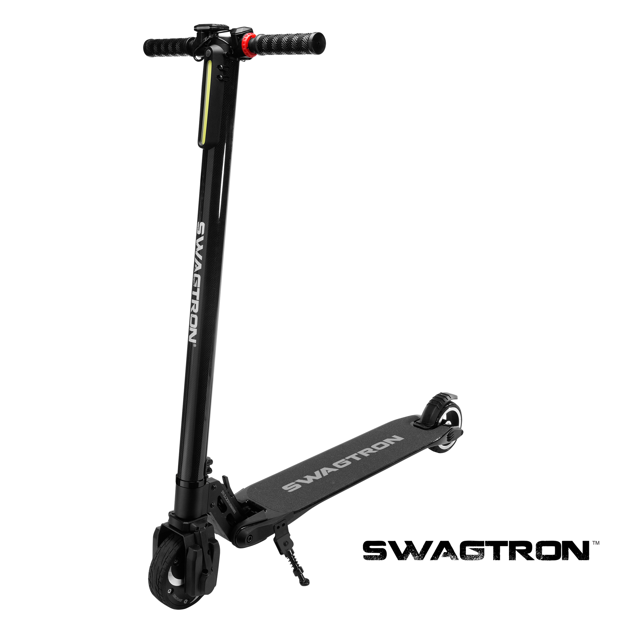 Swagger fast folding carbon fiber electric scooter adult for Folding motorized scooter for adults