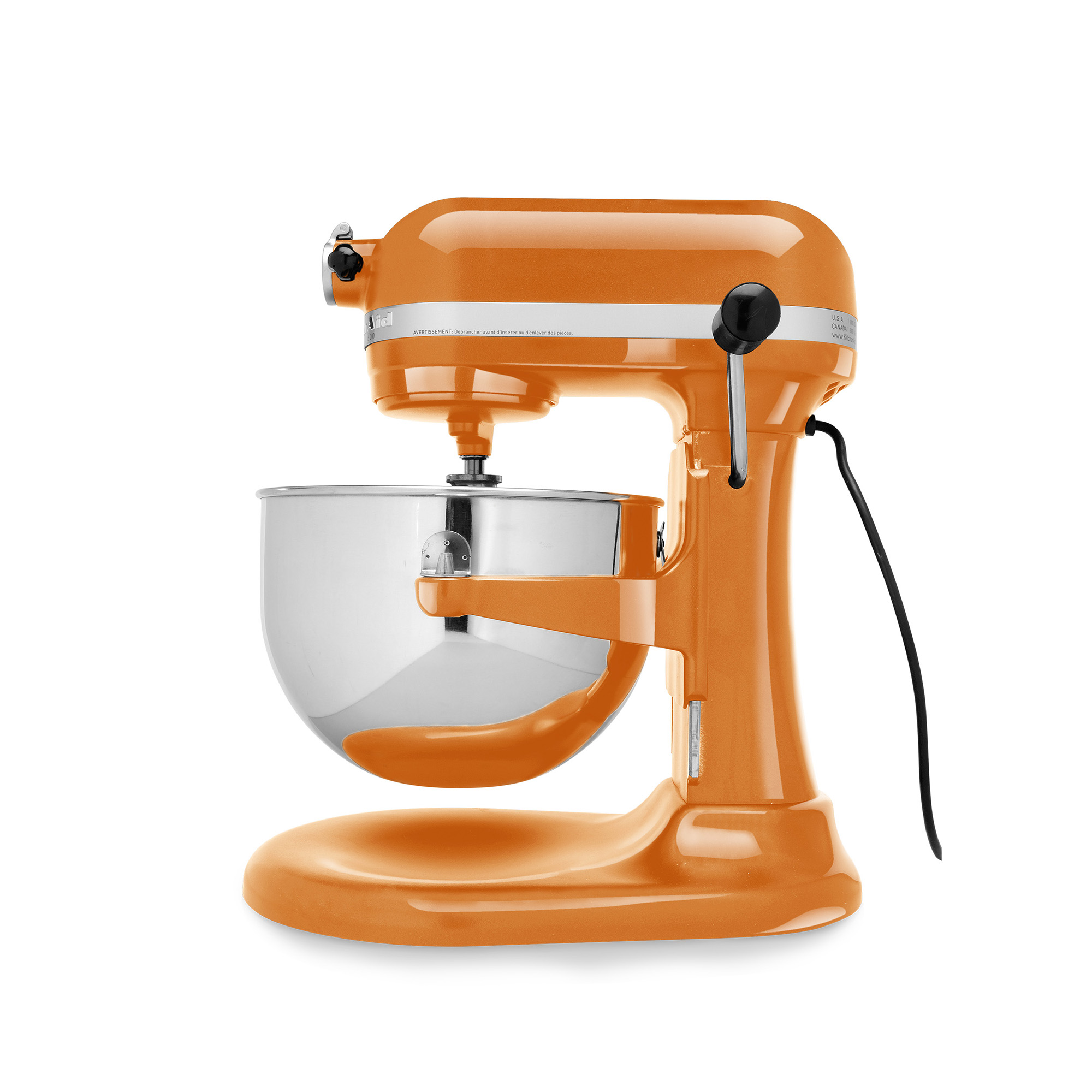 Kitchenaid Kp26m1x 6qt Professional Metal Stand Mixer 10