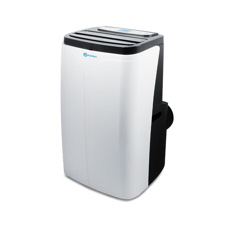 rollicool 100 portable btu air conditioner ac unit with smartphone app