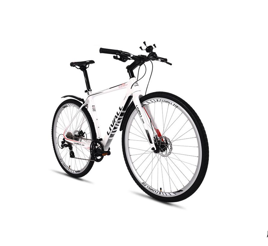 Livall O2 Alps 8Sp Smart Road Bike Outdoor Sport Leisure Rec